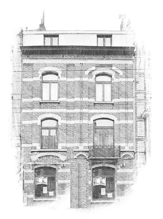 Immeuble de rapport : 5 unités