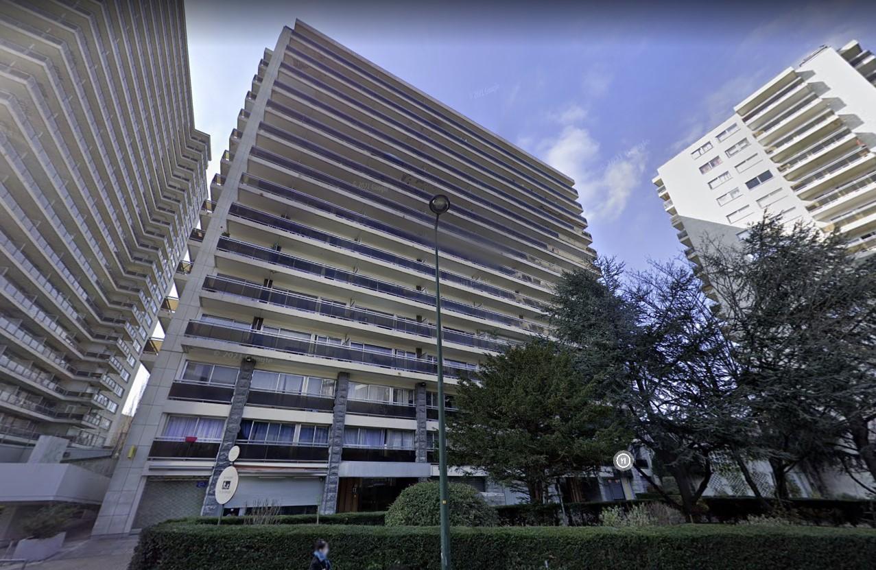 Appartement 2 chambres à 1000 Bruxelles